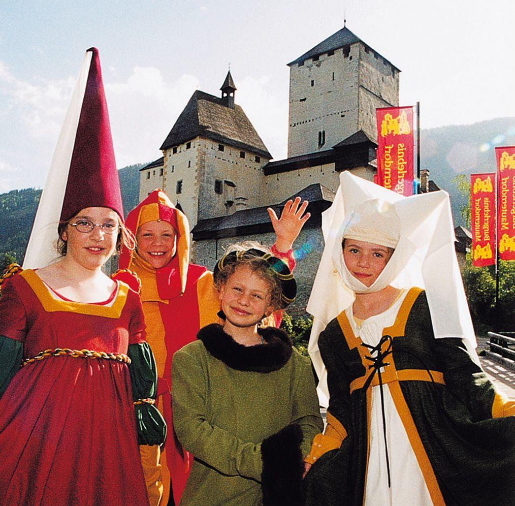 Burg Mauterndorf Kinder 3