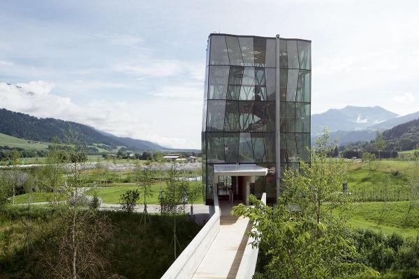 Swarovski Glasturm
